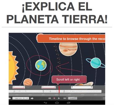 Proyecto Explica el Planeta Tierra
