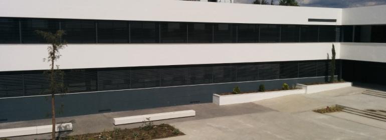Patio Nuevo IES Estación de Cártama