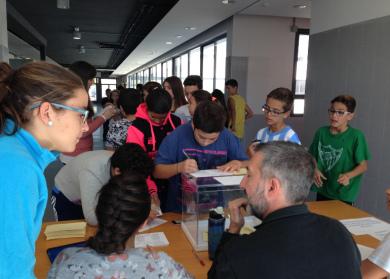 Elecciones Consejo Escolar 14/15